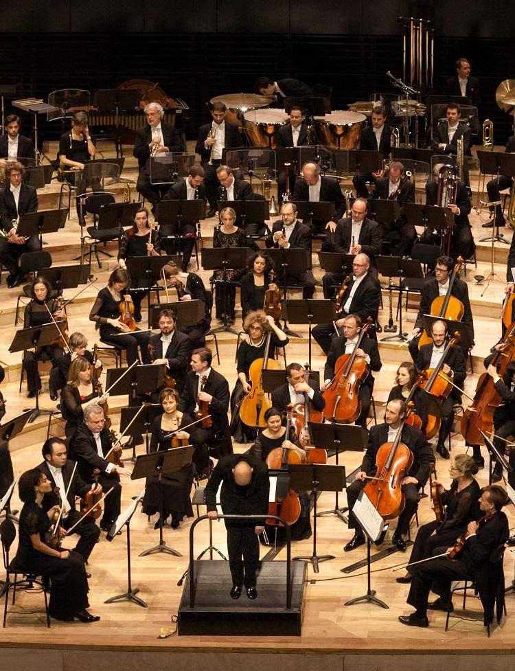 Orchestre Nationale d'Ile de France