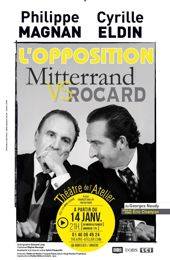 L'opposition Mitterrand versus Rocard
