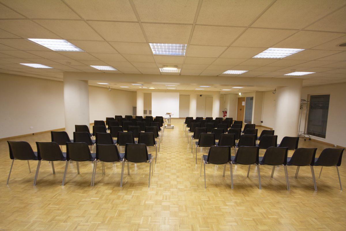 Salle Paul Huet
