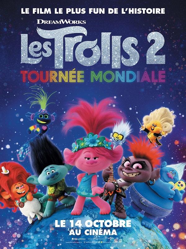Les Trolls 2 – Tournée mondiale